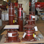 F-Type and C-Type Variable Spring Supports for an Acid Plant in Canada