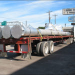 "20"" Diameter Inlet Air Stack for a Gas Plant in Texas"