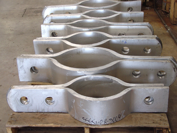 Hot Dipped Galvanized Riser Clamp