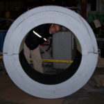 Cryogenic supports for an lng plant 5184704805 o