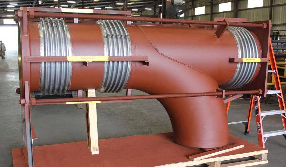 Elbow Pressure Balanced Expansion Joint | Piping Technology
