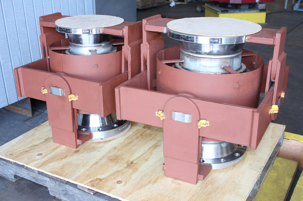 U.S Bellows Gimbal Expansion Joint