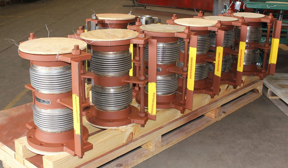 U.S. Bellows Universal Expansion Joints