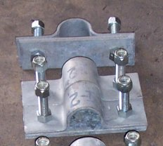 Hold Down Clamps for an Engineering and Construction Company