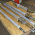 Mechanical snubber assemblies custom designed for an oil refinery in california 5892097986 o