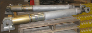 Mechanical snubber assemblies custom designed for an oil refinery in california 5892097990 o