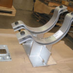 Pipe Shoes and Bronzphite® Slide Plate
