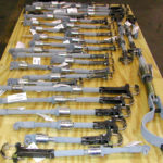 Snubber assemblies for a power plant 4685391002 o
