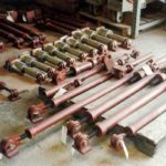 Specially fabricated sway struts and mechanical snubbers 4685421640 o