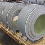 3-Layer Cryogenic Pipe Shoes for a Light Hydrocarbon Chemical Plant in Texas