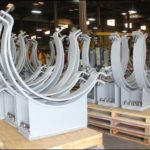 Over 4,000 Cryogenic Pre-Insulated Pipe Supports Designed for LNG Service