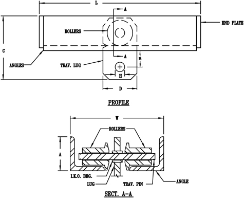 Welded Beam Attachments – Products | Piping Tech