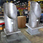 Trunnions with Micarta ® G-10 Designed for a Cryogenic Pipeline at an LNG Facility