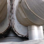 Defective Expansion Joint Missing Hardware & Thermal Deterioration (Non-PT&P supports)