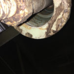 Ductwork. Spring Can