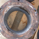 Corroded Single Expansion Joint