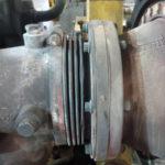Failed bellows