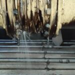 Failed expansion joint #2