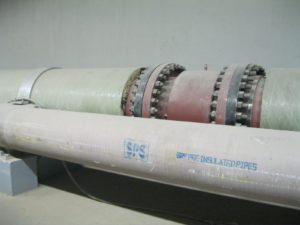 Installation of Hold-Down Pipe Supports