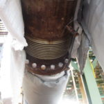 Rusted universal expansion joint