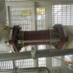 Tied Universal Expansion Joint Installation