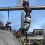 Bellows field services and corrosion