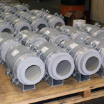 300+ Cryogenic Insulated Pipe Supports for LNG Service