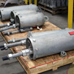 Variable Spring Hangers Designed for a Plant in Texas