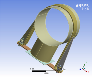 AIV Hold Down ANSYS