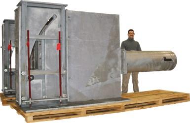 Ptp constant load hanger