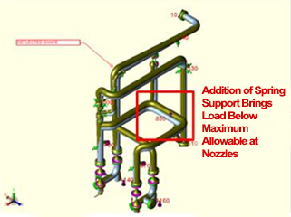 Pipe stress analysis case study 1 image2